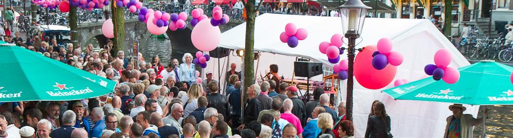 Gray Pride Amsterdam Paleis van de Weemoed