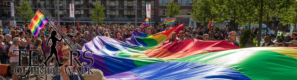 Tears of Pride Walk 2012 Amsterdam