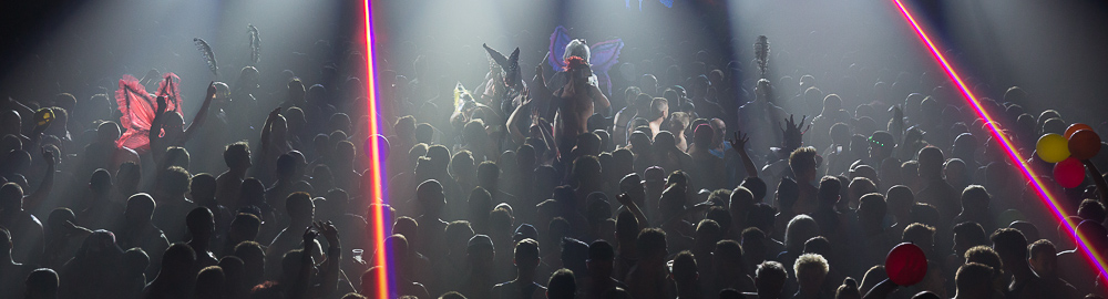 Funhouse Amsterdam 2013