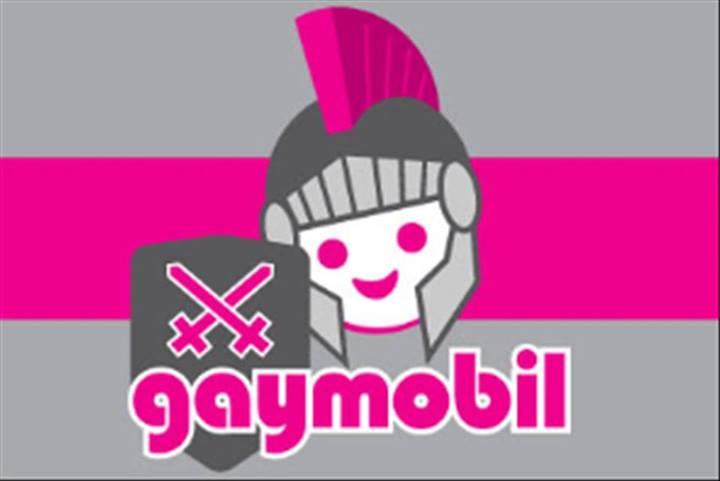Gaymobil Gaymobil Amsterdam Gay Pride 2014