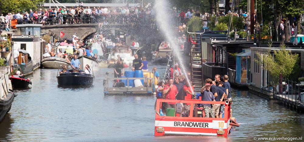 Pieremachocheltocht Sail Amsterdam 2015